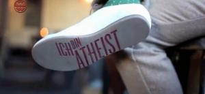 Atheist Shoes - Schuhe für Ungläubige