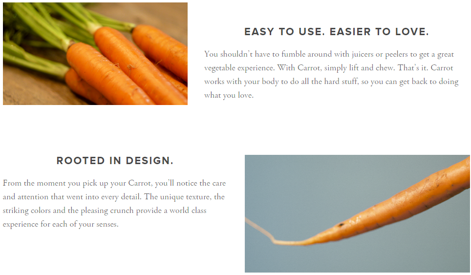 carrot-features