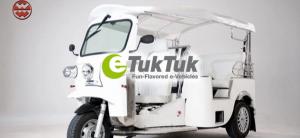 e-Tuk-Tuk - Das Elektromobil