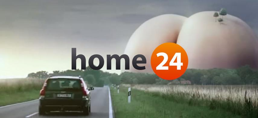 die lustigsten home24 werbespots startup humor. Black Bedroom Furniture Sets. Home Design Ideas