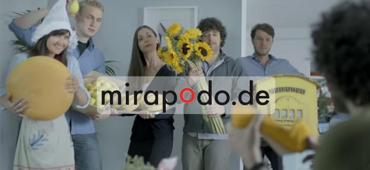 mirapodo-werbespot