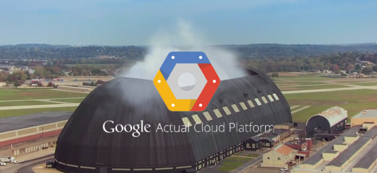 google-actual-cloud-plattfo