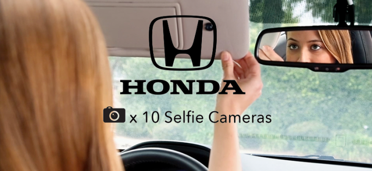 honda-selfie-edition