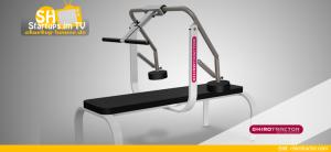 Chirotractor Rücken-Trainingsgerät