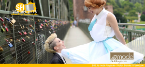 La mode abyssale - Lesbische Brautmode