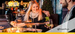 Knüppelknifte Stockbrot-Restaurant