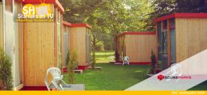 SCUBE Holz-Wohnwürfel