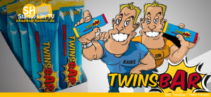 Twins Fitness Energieriegel