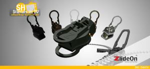 ZlideOn Reißverschluss-Reparatur-Set