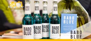 BABO blue - Das blaue Bier