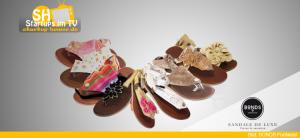 BONDS Sandalen mit Wechsel-Toppings