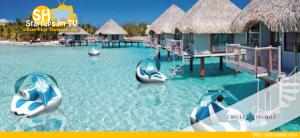 Chilli Island Luxus-Schwimminseln