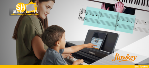 Flowkey Klavier-Lernsoftware