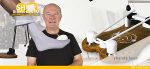 hand+fuss Socken-Anziehhilfe