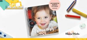 Kleine Prints Kinderfotobücher