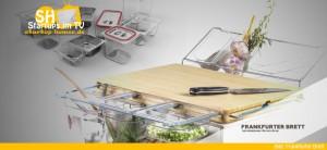 Frankfurter Brett - Die Küchenwerkbank