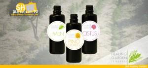 Healing Garden Tenerife - Heilpflanzen-Extrakte