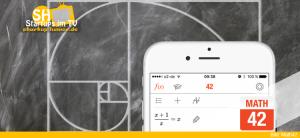 Math42 - Die Mathe-App