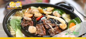 TomYang BBQ Thai-Grill und Hot Pot