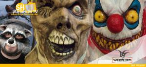 Wizardo Fantasy-Masken aus eigener Herstellung