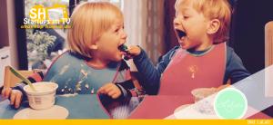 Lalatz - Kinderlätzchen und Tischset in Einem