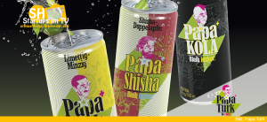 Papa Türk Chlorophyll-Softdrink gegen Knoblauch-Atem
