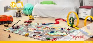 Teppino Spielteppiche mit Lern-App