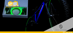 GlowGarage Fahrrad-Felgenbeleuchtung