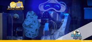 Marvelboy Tanzender Softeis-Roboter