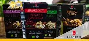 MyChipsBox Bio-Kartoffel-Chips mit Gemüsechips