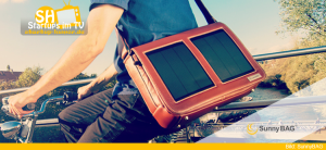 SunnyBAG Taschen mit Solarladegerät
