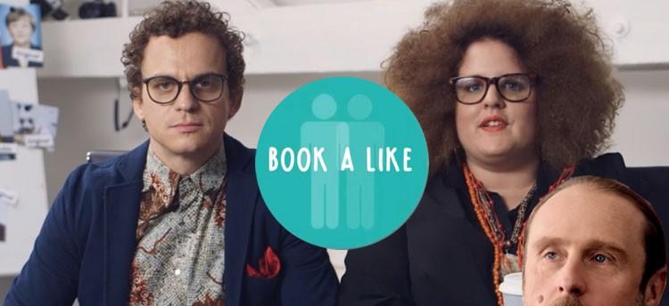 book-a-like