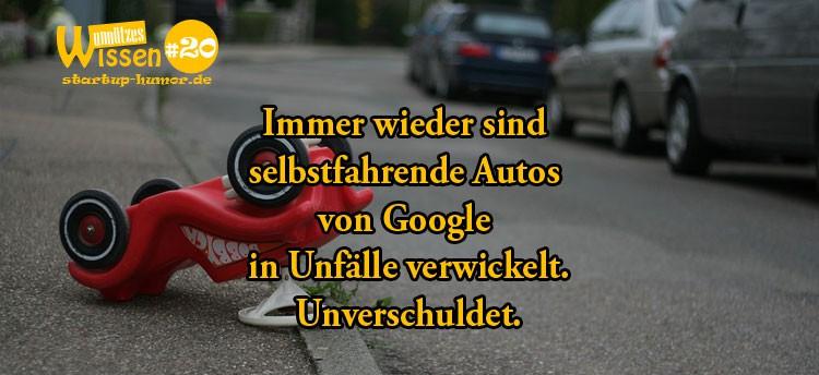 google-unfaelle