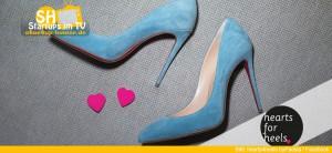 Hearts for Heels Schaumstoffpolster für Schuhe