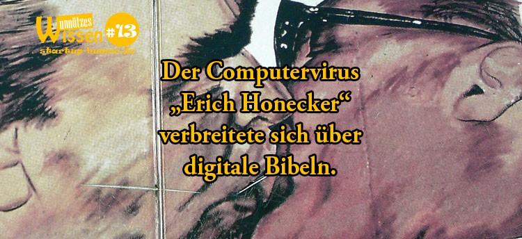 honecker-virus