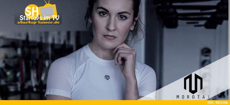 100% Qualitätsgarantie schön in der Farbe ungeschlagen x Morotai Sportkleidung | Die Höhle der Löwen | Startup-Humor