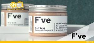 Five Skincare Naturkosmetik mit 5 Inhaltstoffen