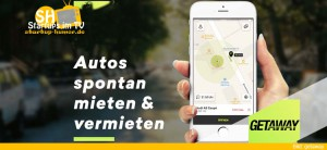 GET-A-WAY Private Carsharing-App