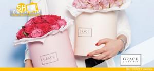 Grace Flowerbox Blumenversand