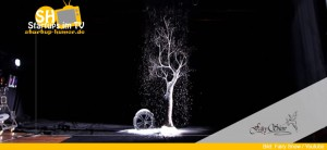 Fairy Snow Riesel- und Schnellfall-Effektmaschine