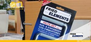 Fried Elements Hilfeset zum Ein- und Aushängen von Türen