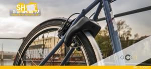 I LOCK IT Vollautomatisches Fahrradschloss