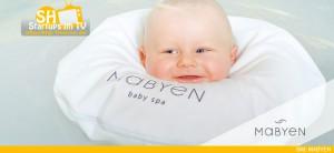 Mabyen Baby-Spa und Wellness-Pflegeserie
