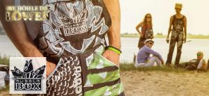 RubberBüx Festival-Latzhose für Kreative