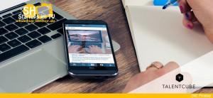 Talentcube Jobinterview per Video-App