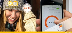 Vulpés Electronics Beheizbare Intelligente Kleidung