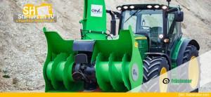 Fräsinator Landwirtschaftliche Nutzmaschine