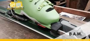 Pindung Ski-Bindungssystem für Abfahrt & Aufstieg